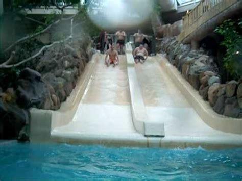 huttenheugte schwimmbad steilrutsche center parc bispingen aqua mundo