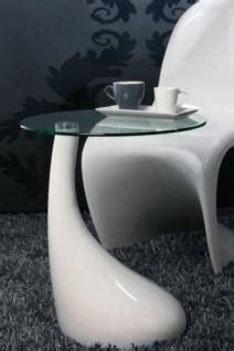 Beistelltisch Glas Design 310 by Moderner Beistelltisch Wei 223 Kaufen Bei Richhomeshop