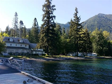 olympic national park picture of lake crescent lodge