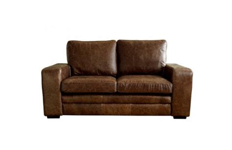 2 5 seater denver leather leather sofas