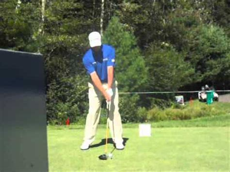 stricker golf swing steve stricker golf swing with analysis by shawn hester