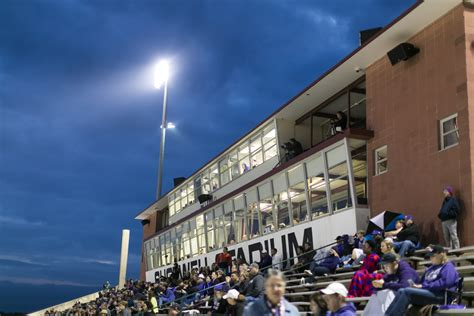 Thesis For Mba Abilene Christian by Steel Shutter Saying Goodbye To Shotwell Stadium
