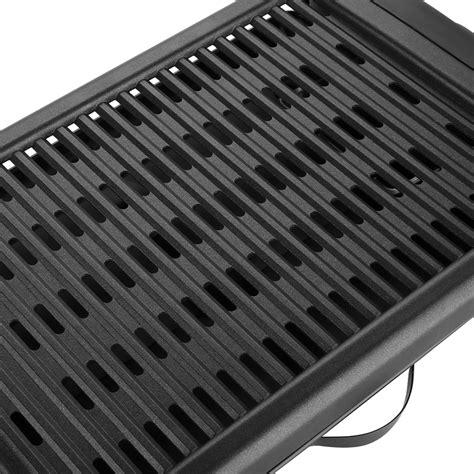 barbecue interno excelvan elettrico piano tavolo griglia interno bbq