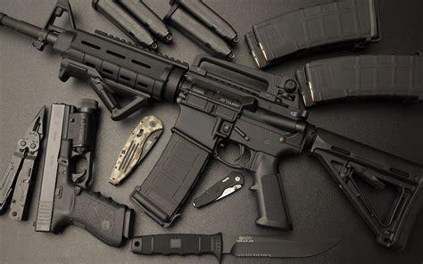 wallpaper 4k gun weapons 882173 walldevil