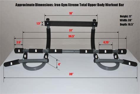 Sale Irongymbar Iron Bar iron pull up bar chin up bar extremme lazada