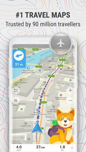 maps me map with navigation and directions android maps me map with navigation and directions v8 5 2 mod