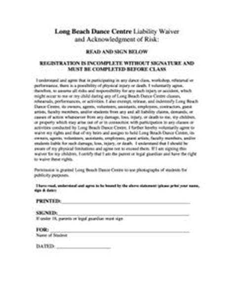 design guidelines waiver committee general liability waiver template legal liability waiver