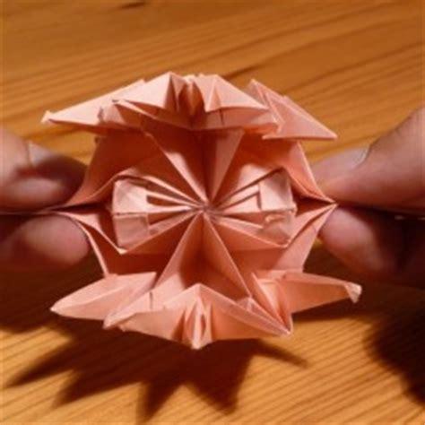 Difficult Origami - origami nut 187