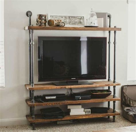 Galvanized Home Decor by 50 Creative Diy Tv Stand Ideas For Your Room Interior
