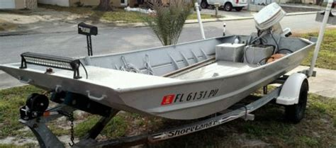 flat bottom duck boat boats for sale - Flat Bottom Duck Boats For Sale