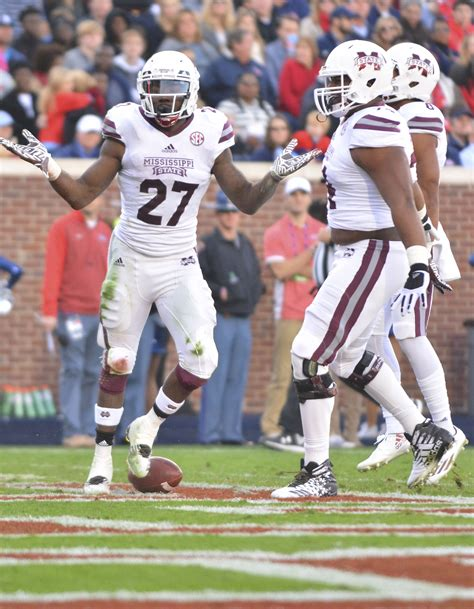 Mississippi State Records Mississippi State Sets School Records In Blowout Egg Bowl Win