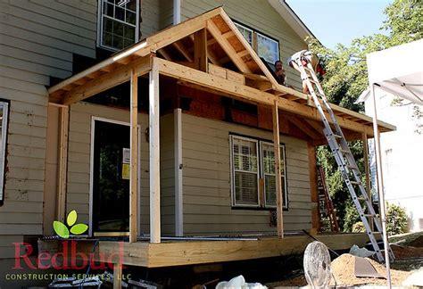 roof   front porch porch remodel building  porch