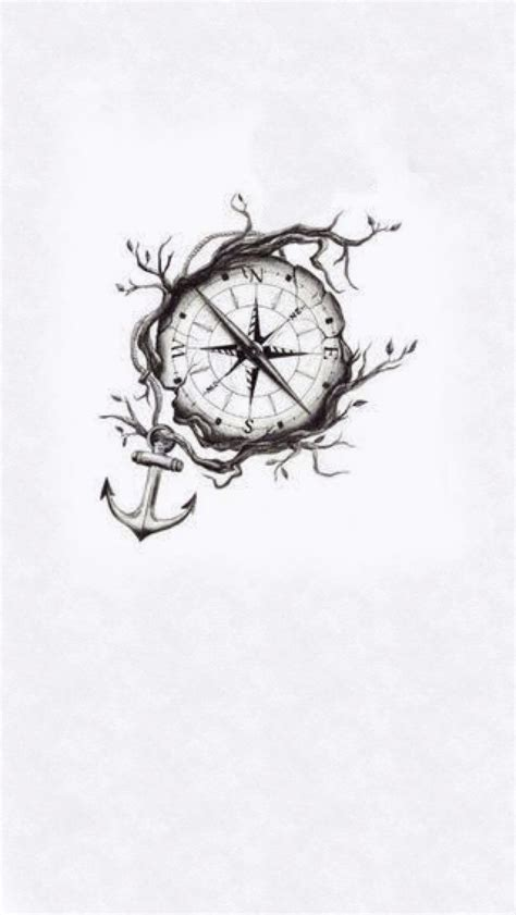 broken compass tattoo 25 best arrow compass ideas on compass