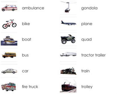 Kreta Dorong nama nama alat transportasi kendaraan dalam bahasa