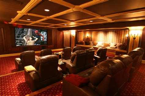 home theater design the interior design inspiration board