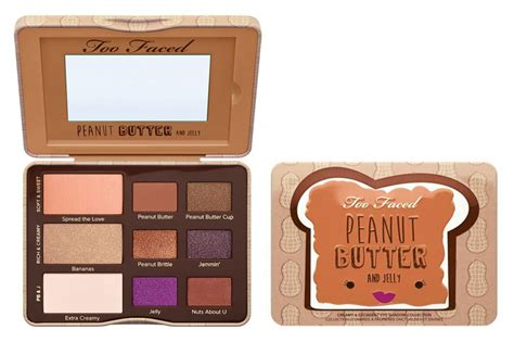 Eyeshadow Jelly review swatches faced cosmetics peanut butter and
