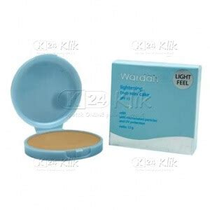 Harga Wardah Two Way Cake Light Feel jual beli wardah refill lightening two way cake light feel