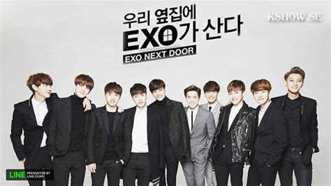 film exo next door episode 1 sub indonesia exo next door 2015