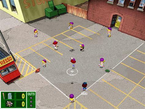 backyard baseball 2001 cheats backyard baseball ps3 backyard baseball screenshots hooked