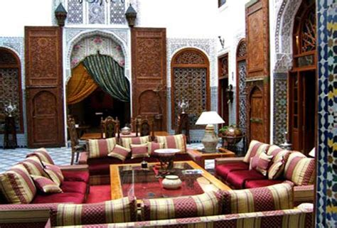 The Living Room Courtyard Cafe The Arms Hotel Explore The Souks And Markets Of Morroco