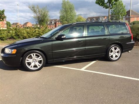 volvo     reg turbo diesel geartronic  speed automatic  hamilton leicestershire