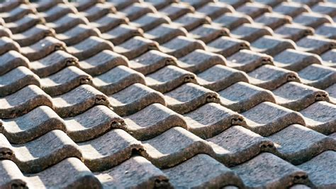 Cement Roof Tiles Concrete Tile Roof Compare Types Get Free Estimates Modernize