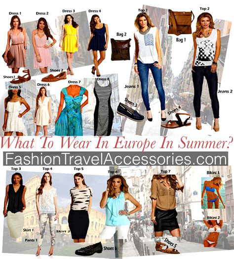 what to wear this summer 2014 women in their late 40s what to wear in europe in summer travel packing tips