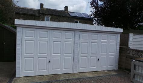 asbestos garage roof replacement leeds grimston garage refurbishment huddersfield