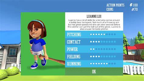 Backyard Baseball Luanne Lui Luanne Lui Backyard Sports Wiki Fandom Powered By Wikia