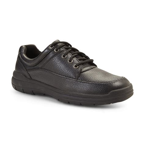 shoes at kmart thom mcan s norber leather wide oxford black shop