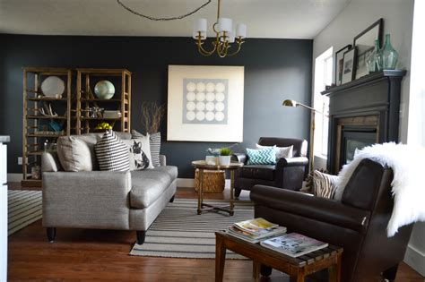 modern livingroom furniture houston by a gray loveseat