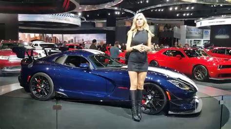 girly cars 2016 naias 2016 dodge and beautiful