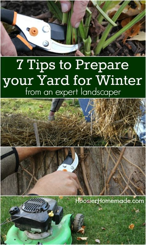 7 Ways To Prep Your Garden For Winter by 7 Tips To Prepare Your Yard For Winter Hoosier
