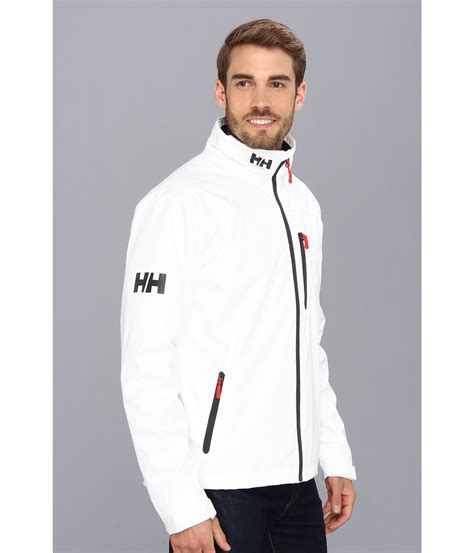 Sale Gucci 3in1 Ln6118 helly hansen crew midlayer jacket in white for lyst