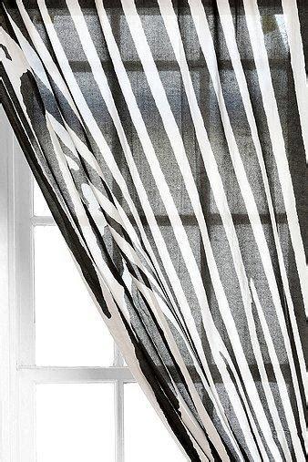 zebra window curtains magical thinking zebra print curtain i urban outfitters