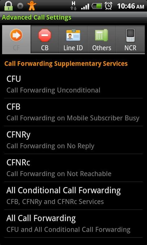 android call forwarding advanced call settings android apps on play