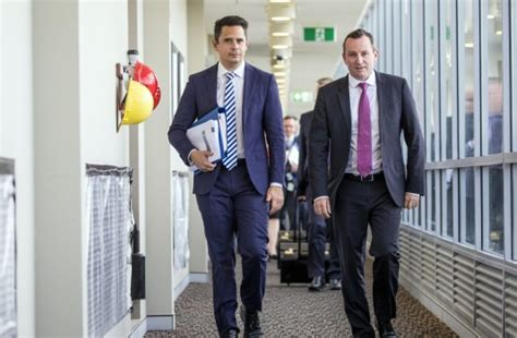 Mcgowan Had A Gory Experience by Western Australia Still Mulling Bank Tax Despite South