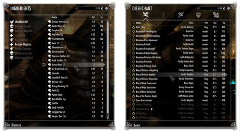 skyrim hotkey dual wield steam community guide skyui features overview