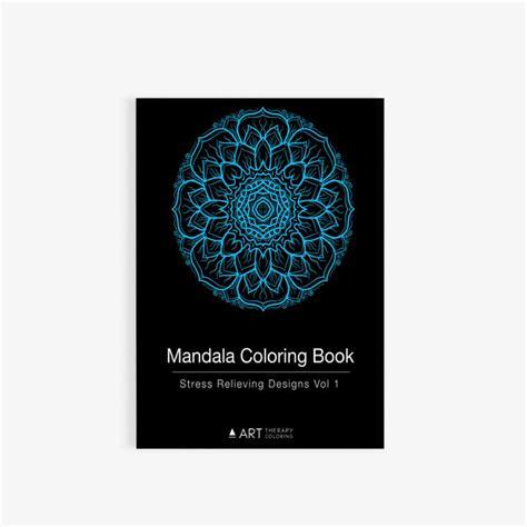 coloring book mandala vol 1 books mandala coloring book stress relieving designs vol 1