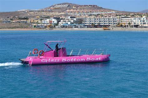 glass bottom boat tours antigua oceanarium explorer caleta de fuste spain top tips