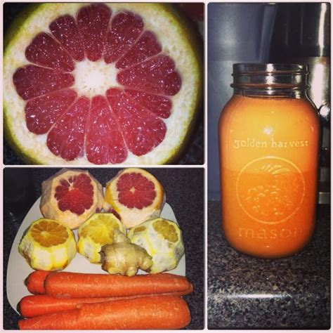 The 7 Day Grapefruit Detox by A Serious Flushing Juice Recipe Chandler