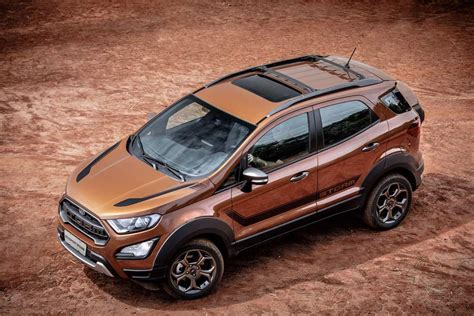 New Ford 2018 Ecosport by 2018 Ford Ecosport Edition Introduced In Brazil
