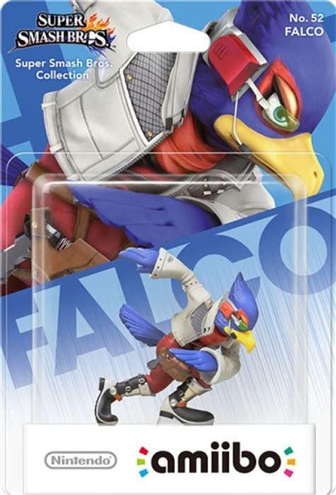 falco smash bros collection nintendo