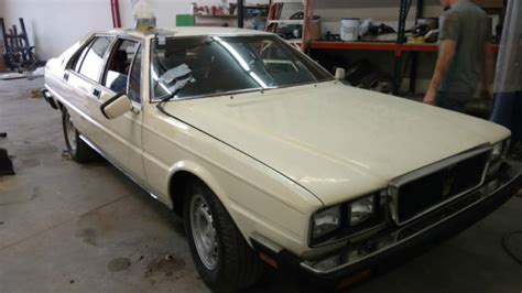 service manual how to sell used cars 1984 maserati quattroporte electronic throttle control