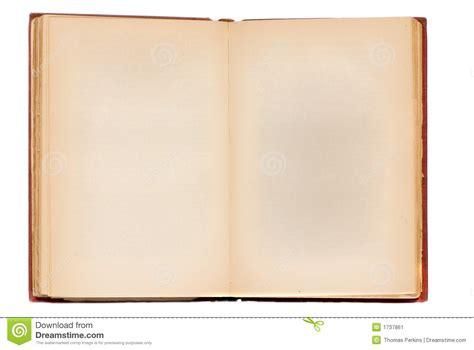 espacio en blanco del libro viejo imagen de archivo imagen 1737861