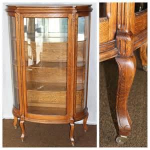 f3834 china cabinet bogart bremmer bradley antiques