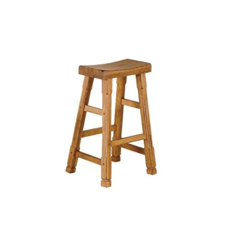 30 Inch Bar Stools Walmart by Designs Sedona 30 Inch Saddle Seat Bar Stool