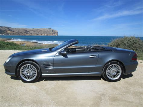sl55 amg for sale mercedes sl55 amg for sale in javea costa blanca spain