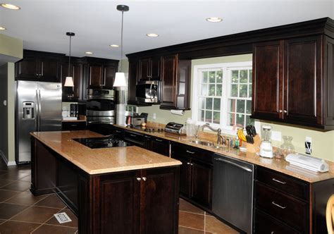 remodeled kitchen carroll county howard county maryland kitchen remodeling