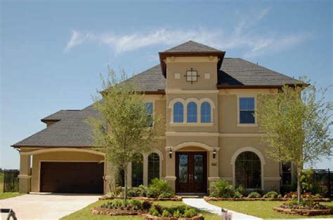 stucco houses house plans and mediterranean houses on ten easy steps when choosing stucco colors the welcome mat